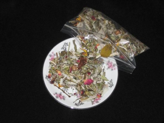 Hippiechick's Specially Blended Potpourri