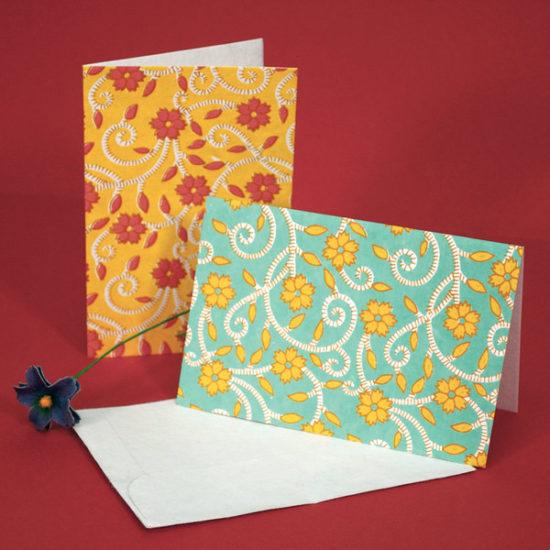 Vintage Daisy Cards
